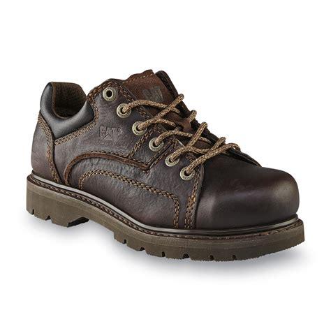 cat footwear s blackbriar brown steel toe work boot