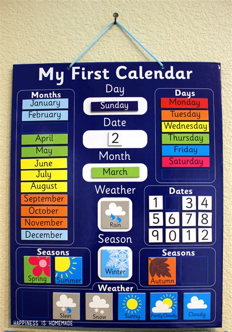companies that make calendars progress our homeschool room happiness is