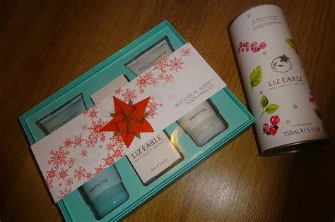 christmas gift ideas with liz earle vex in the city