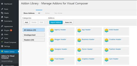 visual composer tags wordpress plugins headers for visual composer wordpress plugin by unitecms