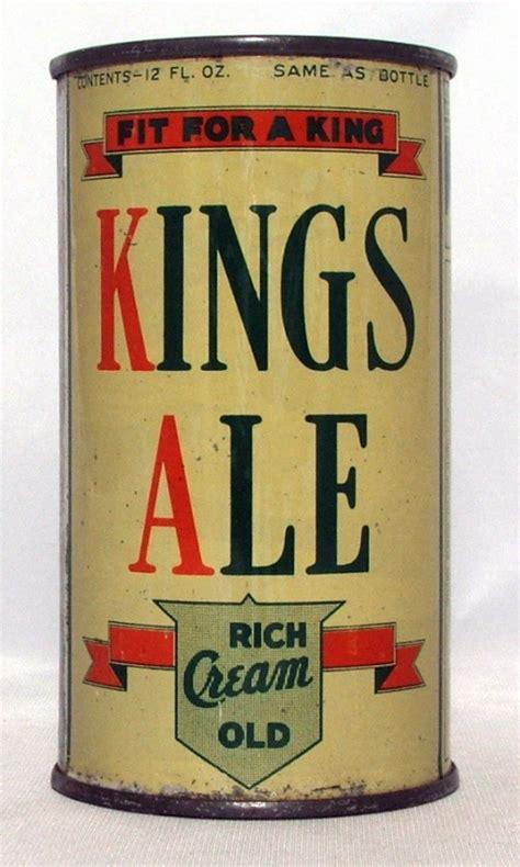 King Ale by Ale Steel Canvas
