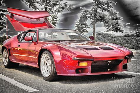 Handmade Sports Car - hdr sports car custom photo picture photography