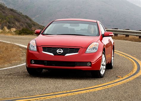 2008 nissan altima coupe 2008 nissan altima coupe specifications pictures prices