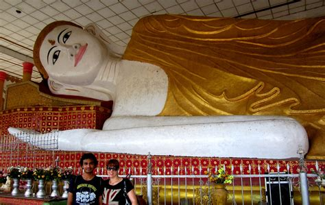 largest reclining buddha in the world world s second biggest reclining buddha jessica mudditt