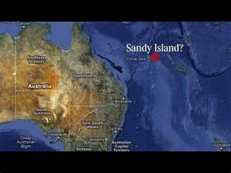 el misterio de la isla sandy desvelado. youtube