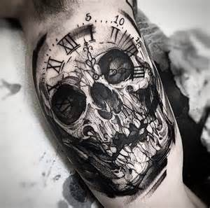 40 perfect black and grey ink tattoos for men tattooblend