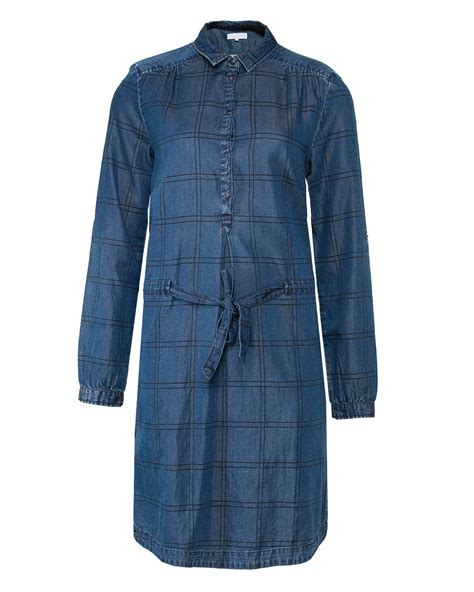 blauwe overhemd jurk blauwe we ridge jurken jurken shop online