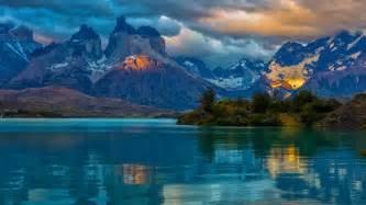 Landscape Definition Tagalog Landschaft Argentinien Hd Desktop Hintergrund Widescreen