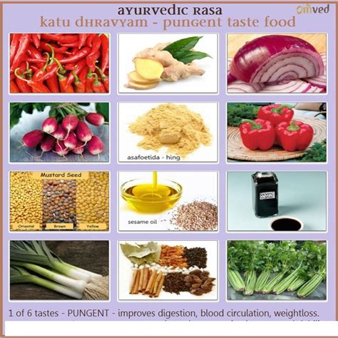 Do You Bold And Pungent Foods by The Pungent Taste In Ayurveda Vedic Healing