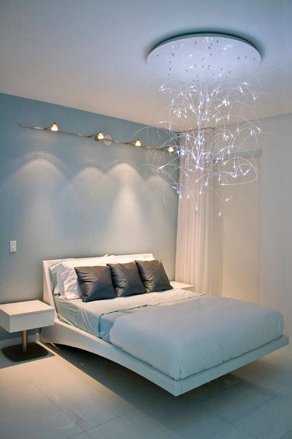 light bedroom residential