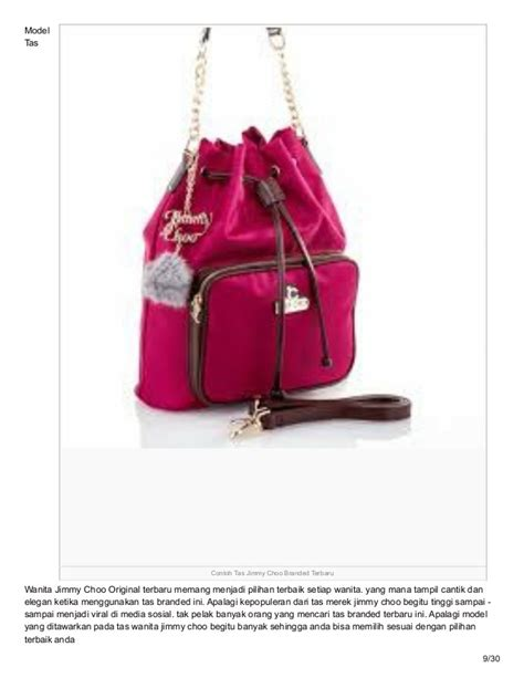 Tas Wanita Cantik Christian Cd Jelly modeltasdompetbrandedterbaru 30 macam tas branded merk t
