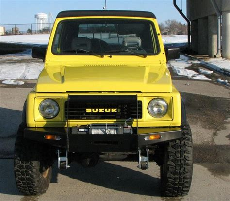 Suzuki Samurai Winch 1000 Images About Samurai And Other Offroadstuff On