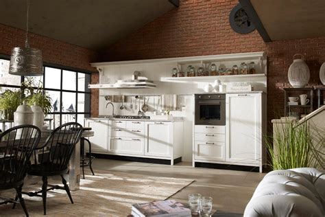 industrial style kitchen designs vintage and industrial style kitchens by marchi group