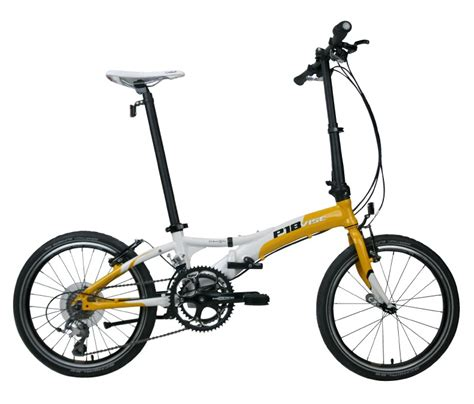 Sepeda Lipat Folding Bike 20 Inch Dahon Broadwalk D8 8 Speed dahon visc p18 folding bike