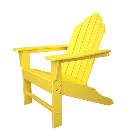 realcomfort fern plastic adirondack chair     home depot