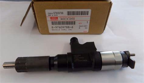 Isuzu Diesel Injectors Isuzu 4hk1 Diesel Injectors Brand New Genuine Isuzu Boxed