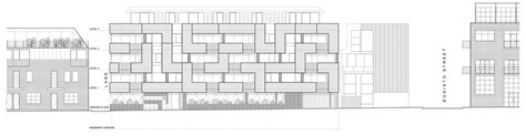 appartment com gallery of the maze apartments cht architects 19
