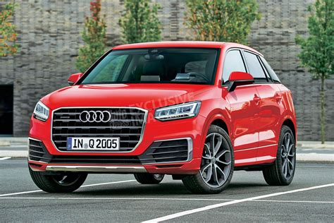 who is audi audi q2 exclusive pictures auto express