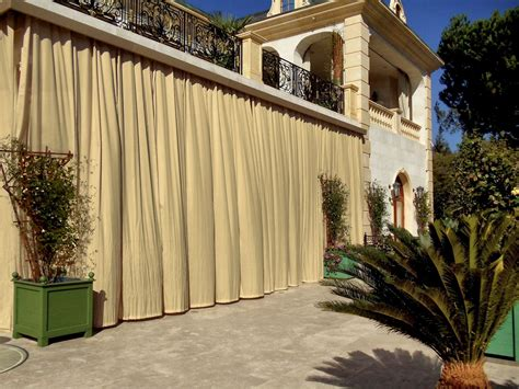 Patio Drapes Outdoor Curtains Drapes And Shades Superior Awning