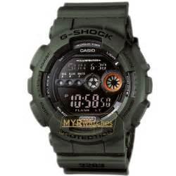 Casio g shock gd 100ms 3er sport digital watches