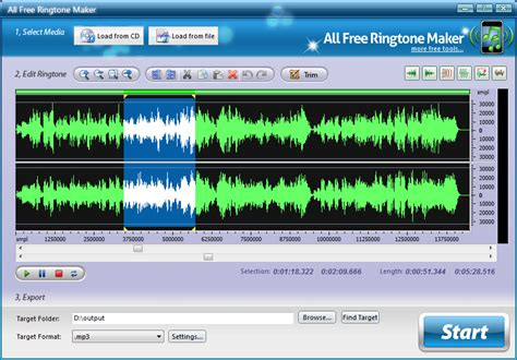 download mp3 cutter ringtone easy and smart all free ringtone maker to make ringtones