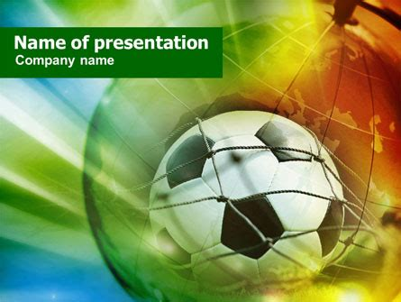 Fifa World Cup Powerpoint Templates And Backgrounds For Your Presentations Download Now Powerpoint Templates Soccer
