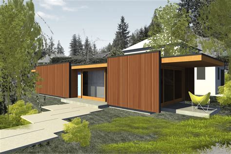 modular home builder lindal cedar homes enters modern