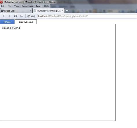 design menu control in asp net how to create multiview tab using menucontrol in asp net