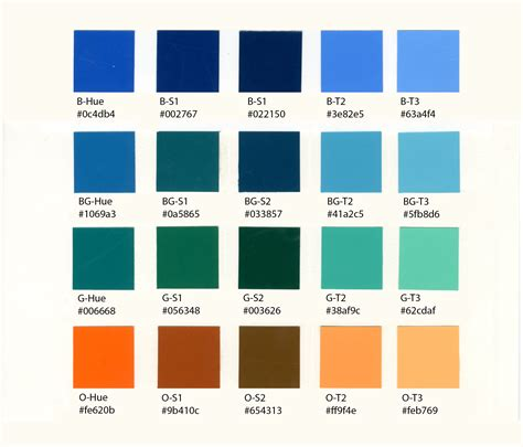 week 4 color scheme blue and some design work color talks
