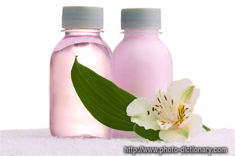 Shower Gel Definition shower gel photo picture definition at photo dictionary