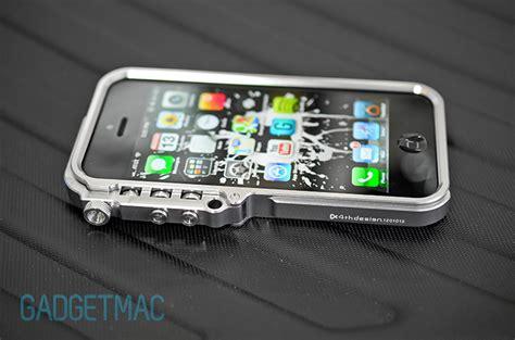Bumper Iphone 4 And 5 Keren 4th design trigger aluminum iphone 5 bumper review gadgetmac