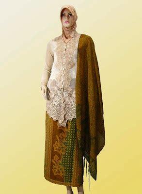 Baju Kebaya Batik Modern Khas Pekalongan 2 25 model baju kebaya batik modern terbaru 2018 update