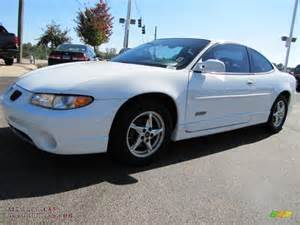 Pontiac Gtp Coupe 1999 Pontiac Grand Prix Gtp Coupe In Arctic White Photo 7