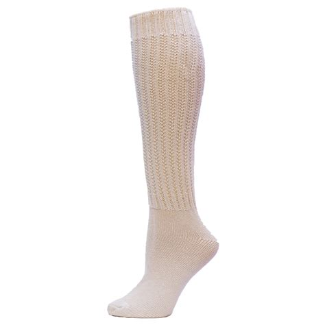 e g smith original boot sock solid medium knee high ebay