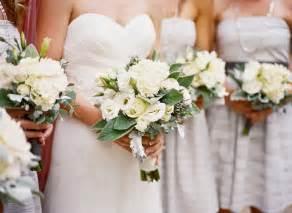 white bouquet all white wedding flowers bouquets left brain graphics