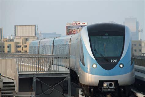 emirates line tracking dubai metro wikipedia