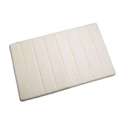 Large Memory Foam Rug by Croydex Large Memory Foam Textile Bathroom Mat 800 X
