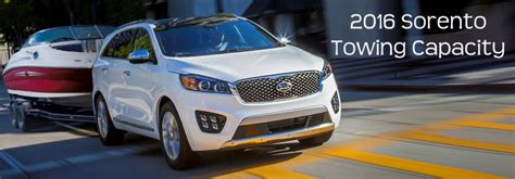 How Much Can A Kia Sorento Tow How Much Can The Kia Sorento Tow