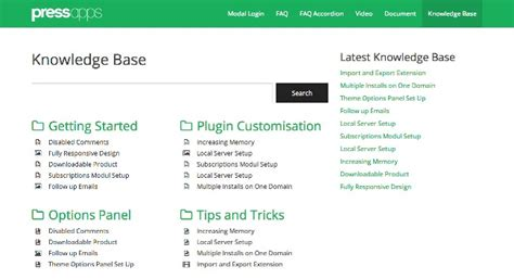 knowledge base design template 10 best wiki knowledge base plugins sourcewp