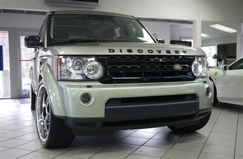 used land rover lr4 used 2012 land rover lr4 hse lux marietta ga