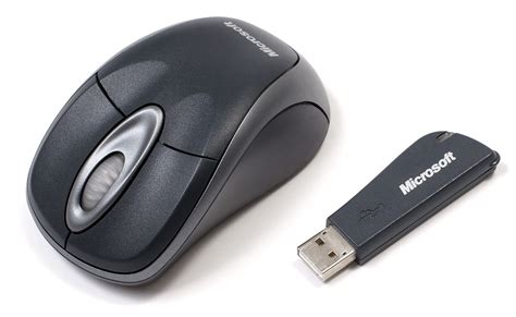 Mouse Wireless optical mouse