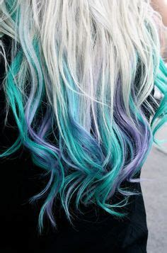 teal fine hair vigina 48 ombre hair ideas we re obsessed with bright blonde