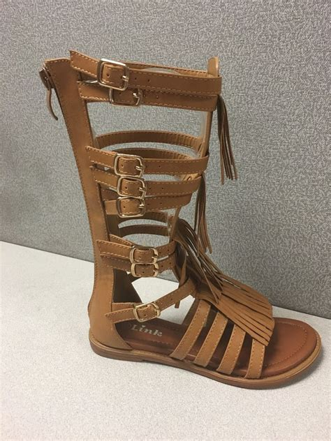 Sandals For Toddler by New Fashion Shoes Gladiator Fringe Sandals Toddler Youth Sizes Ebay