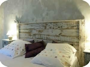 t 234 te de lit en bois recycl 233 madame ki