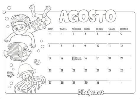 calendario para colorear calendario 2018 argentina por meses takvim kalender hd
