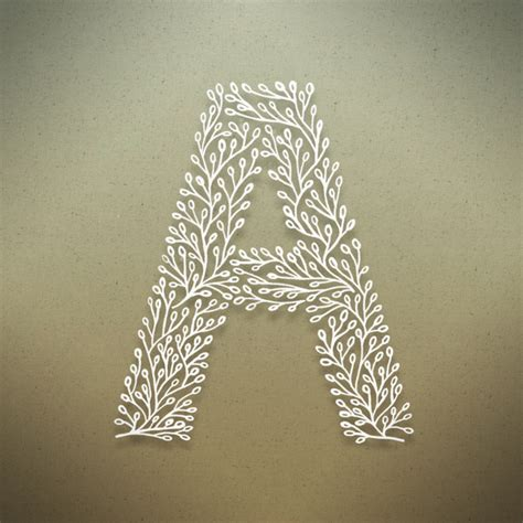 beautiful images of letters alphabet letter a hd wallpaper