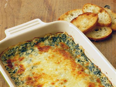 hot spinach dip food people want