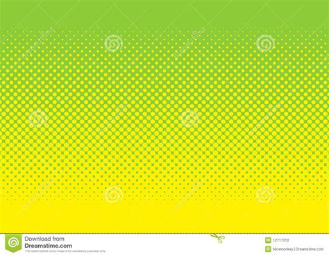 yellow green pattern green and yellow halftone pattern stock photography