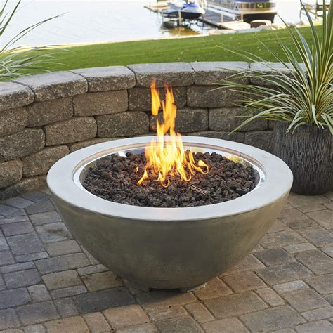 gas pit bowl cove 42 in diameter gas bowl cv 30