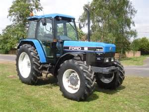 Used Ford Tractors For Sale Used Ford 7840 Tractors Year 1995 For Sale Mascus Usa